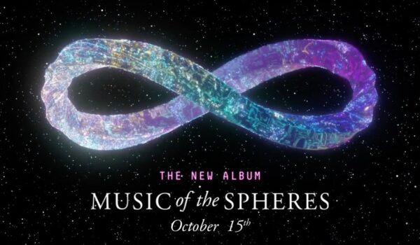 Coldplay anuncia lanzamiento de «Music Of The Spheres» su nuevo álbum