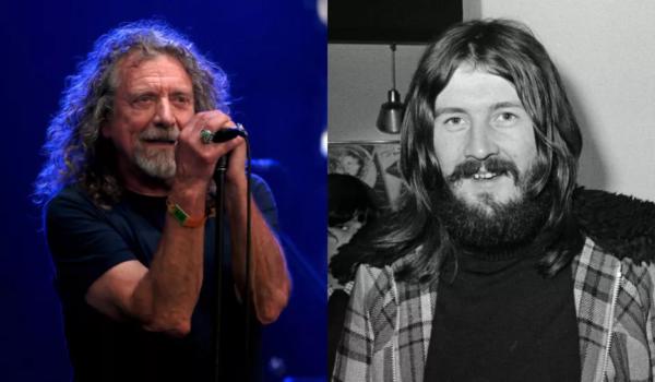 Robert Plant, de Led Zeppelin, dice que ha estado soñando con John Bonham durante el confinamiento