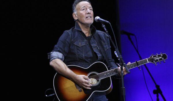 Bruce Springsteen dará un concierto gratis en Nueva York para celebrar la reapertura