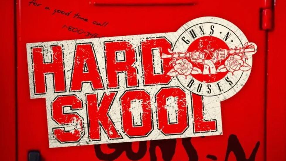 """""""Hard Skool"""", el esperado tema nuevo de Guns N' Roses"""