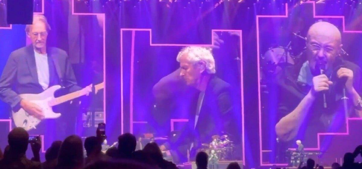 Genesis volvió a los escenarios después de 14 años: Mirá los videos y la lista de temas